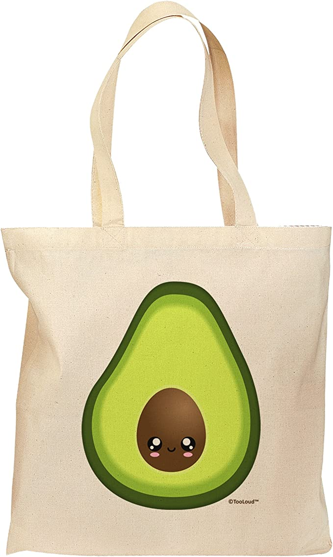 Guacamole Ingredients Helvetica /& Avocado Toast Grocery Shopping Tote bag