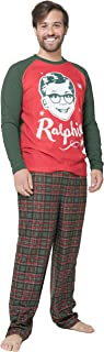 Christmas Story Men's Ralphie Plaid Pajama Set