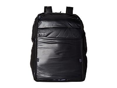 Timbuk2 Muttmover Light Large (Jet Black Light Rip) Backpack Bags