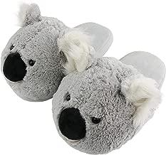 girls koala slippers