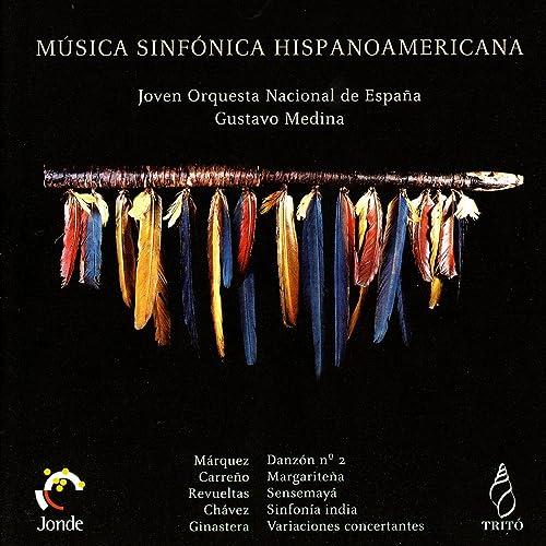 Música Sinfónica Hispanoamericana de Joven Orquesta Nacional de España, Gustavo Medina en Amazon Music - Amazon.es