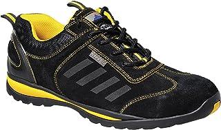 comprar comparacion Portwest FW34 - Lusum instructor sobre seguridad 43/9, color Negro, talla 43
