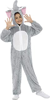 (Small Age 3-5) - Child Ultimate Plush Elephant Costume Size Small 3-5 Years