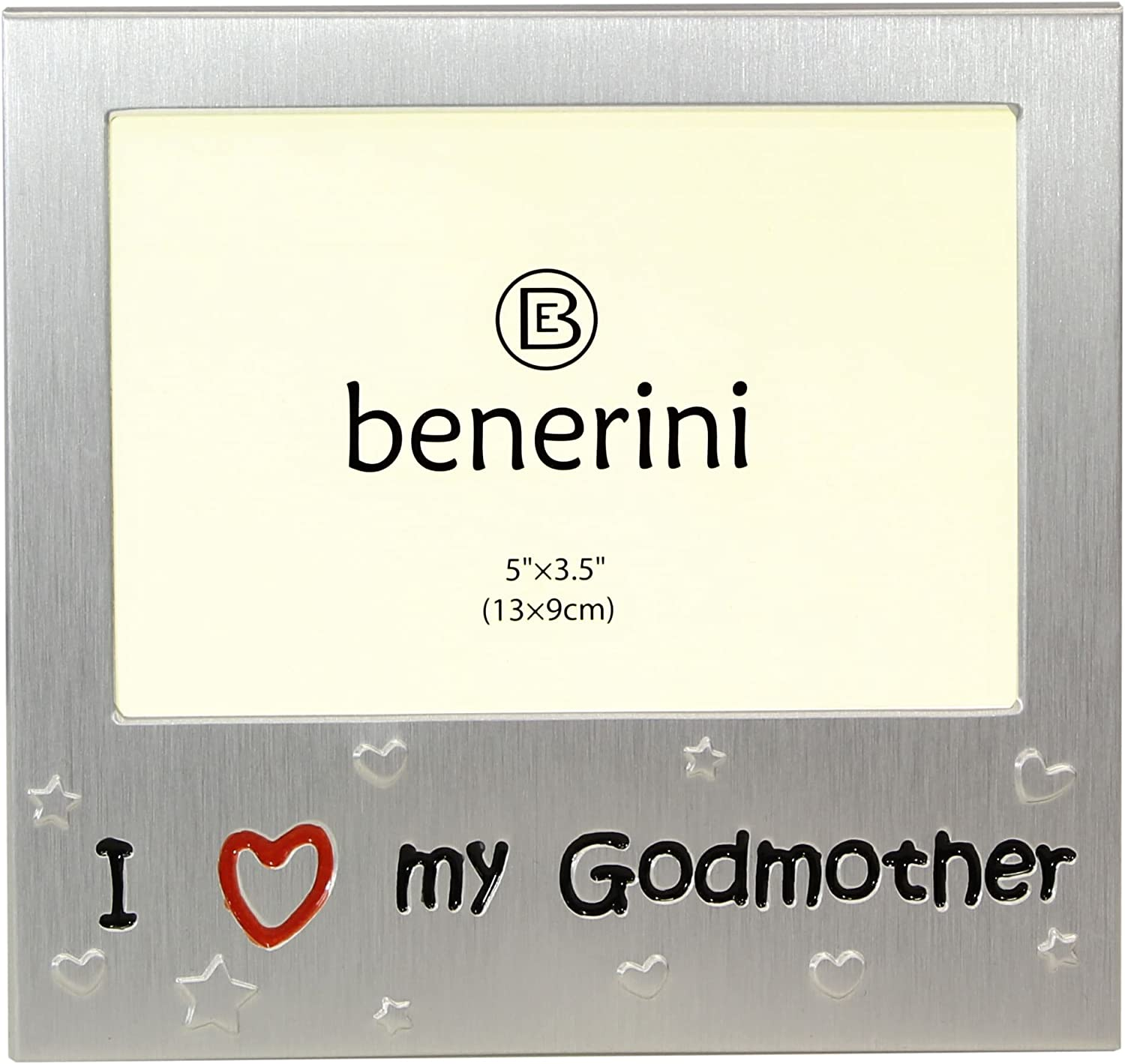 benerini ' I Love My Godmother ' - Photo Picture Frame Gift - 5