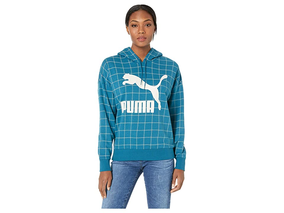 PUMA Revolt Hooded Sweater TR (Corsair) Women