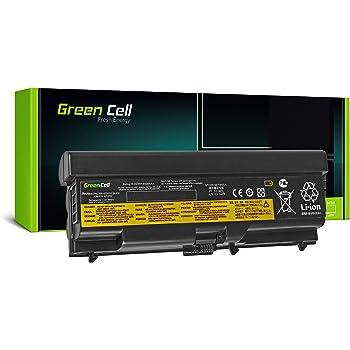 9 Pile 6600mAh 10.8V Nero Green Cell/® Extended Serie 42T4795 Batteria per Portatile Lenovo ThinkPad T410 T410i T420 T420i T510 T510i T520 T520i W510 W520