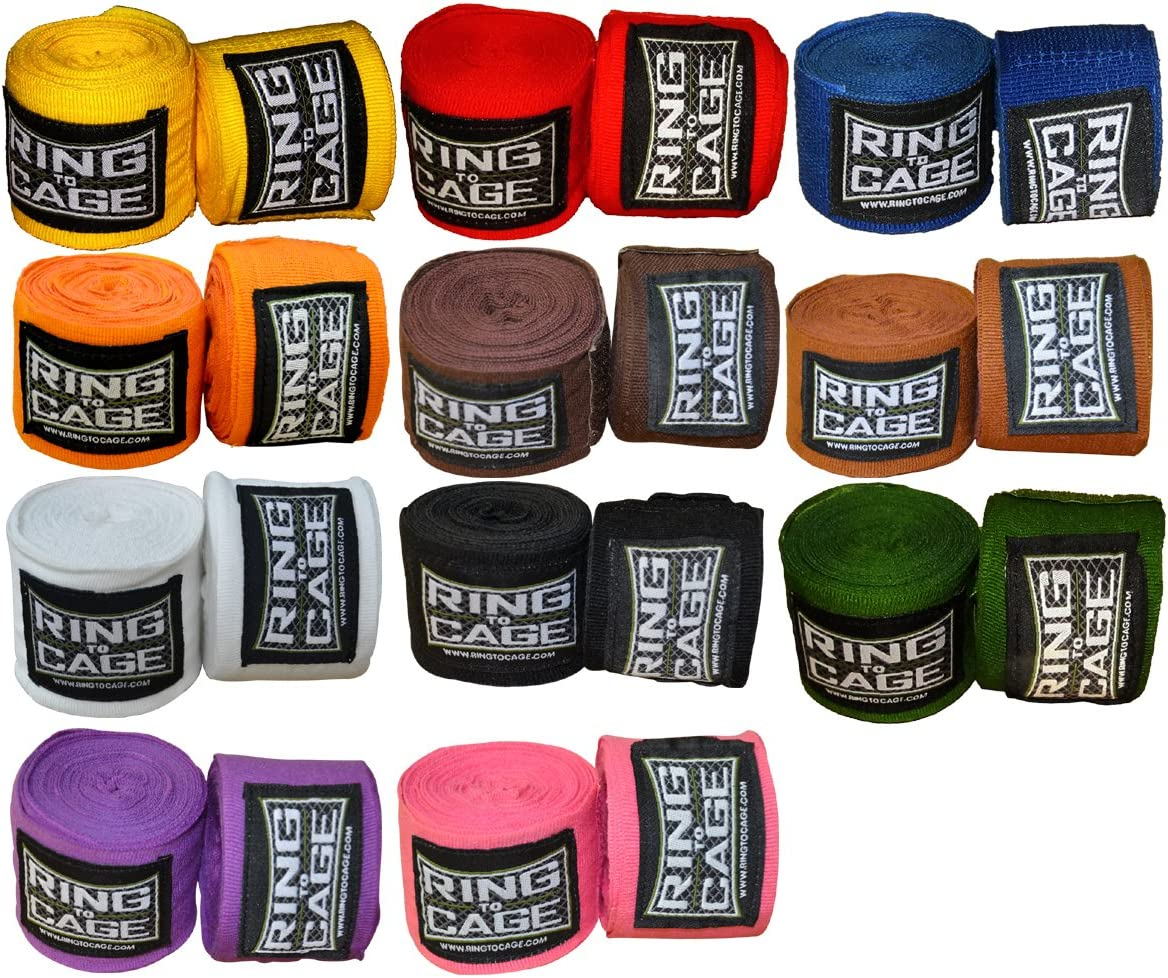 Ring to Challenge the lowest price of Japan Cage 1 year warranty Mexican Stretch handwraps 11 Colors 180