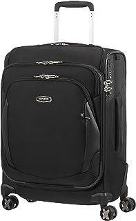 Samsonite XBlade 4.0 Softside Spinner Suitcase, 55cm, Black