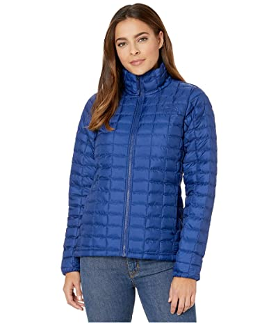 The North Face ThermoBalltm Eco Jacket (Flag Blue Matte/Flag Blue ROM Print) Women