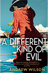 A Different Kind of Evil (Agatha Christie 2) Kindle Edition