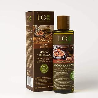 EO Laboratorie natural & organic Moroccan Argan Oil For Weak And Split Ends, 200 ml