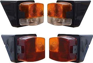 Bajato Posteriore coda lampada 135 148 165 168 Serie Fender Light per trattore e altri veicoli 54057291 884001M92