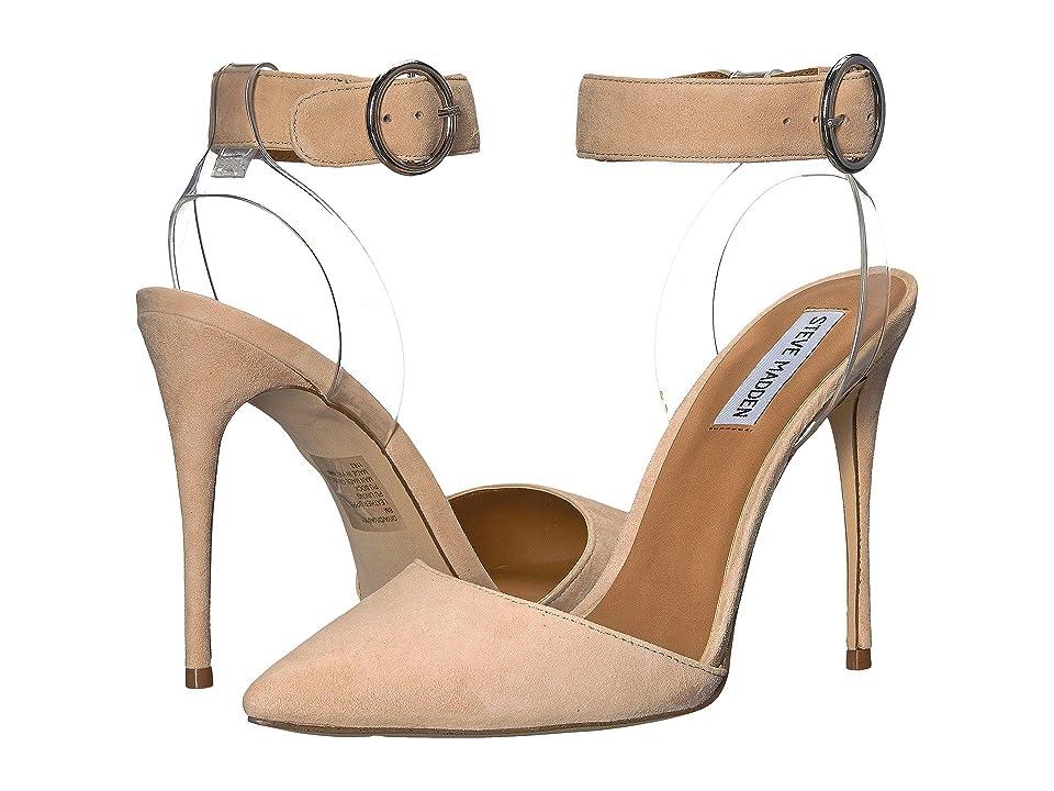 Steve Madden Diva (Blush Suede) High Heels