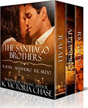 The Santiago Brothers Series Books 1-3: Romantic Mystery and Suspense