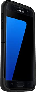 OtterBox COMMUTER SERIES Case for Samsung Galaxy S7 - Frustration Free Packaging - BLACK