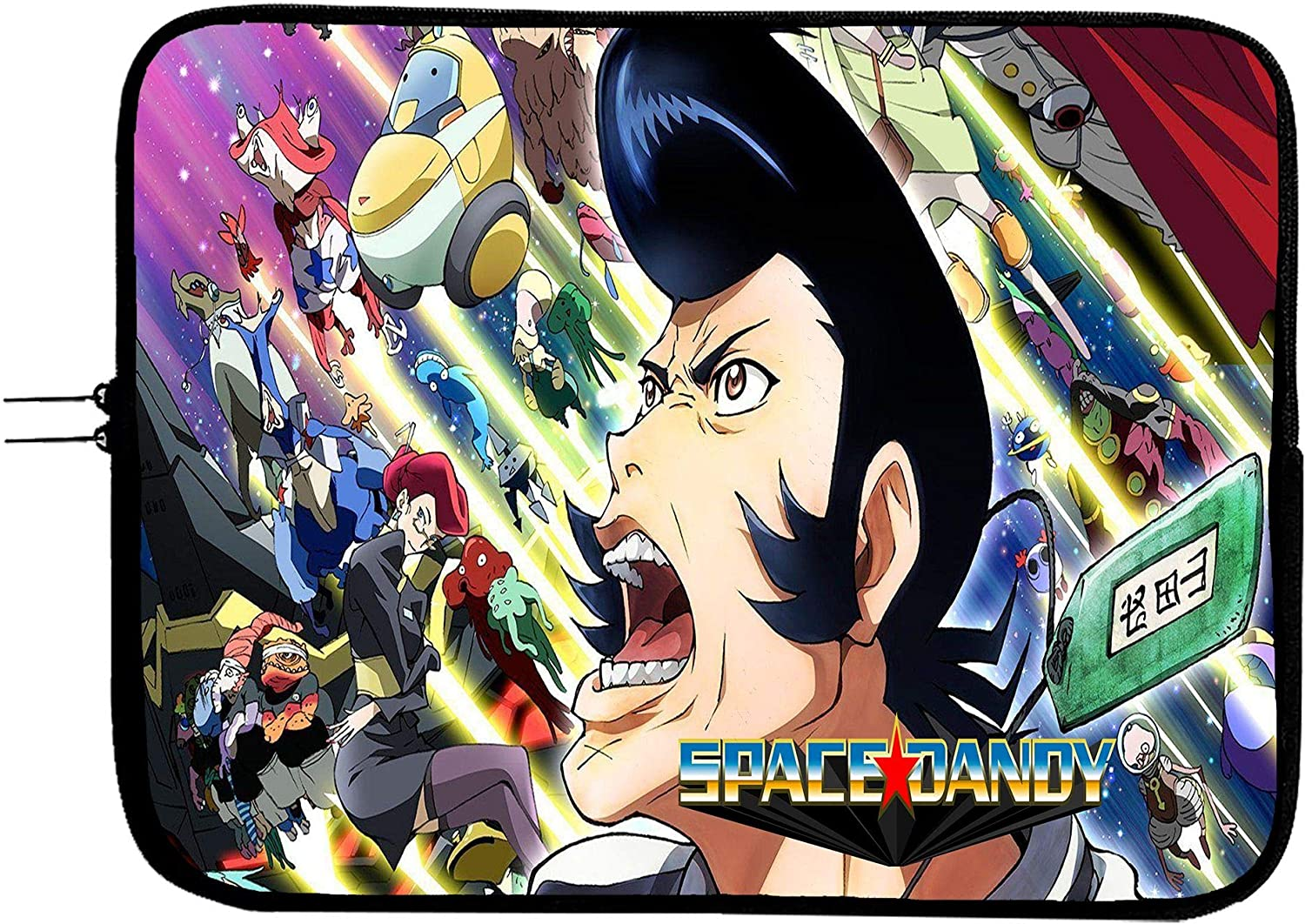 Space Dandy Anime Direct sale of manufacturer Laptop Sleeve Bag 2021 11 Computer Inch Tablet Ca