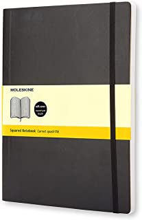 Best moleskine squared notebook soft cover large Reviews