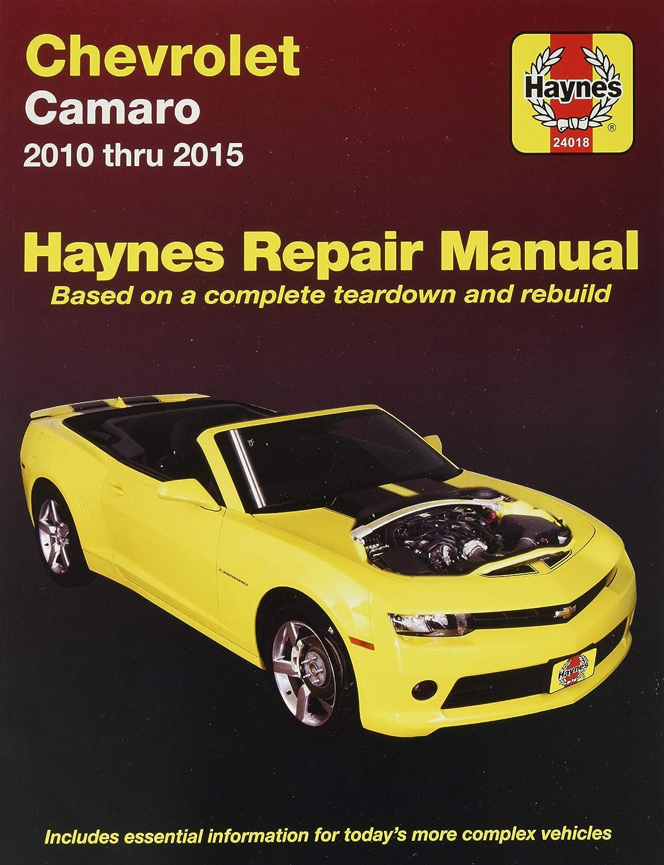 Haynes 24018 Technical Genuine Chicago Mall Repair Manual
