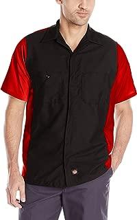 Men's Rip-stop Short-sleeve Crew Shirt