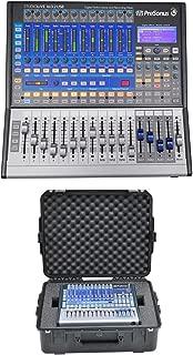 PRESONUS Studiolive SL-1602 USB 16.0.2 16-Channel Digital Mixer+SKB Hard Case