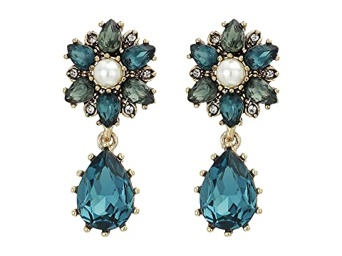 Marchesa Post Double Drop Earrings