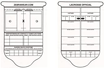 lacrosse referee scorecard