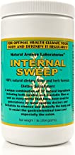Internal Sweep - Colon Cleanse & Detox Fiber powder, a potent blend of 37 herbs used by master herbalists for hundreds of years.