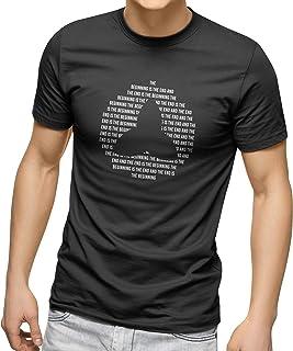 CREO Customized Round Neck Shirt - Dark – the beginning is the end and the end is the beginning