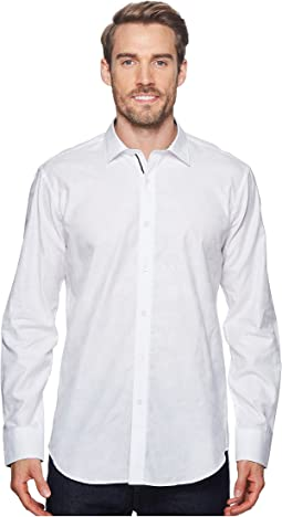Shaped Fit Woven Shirt
