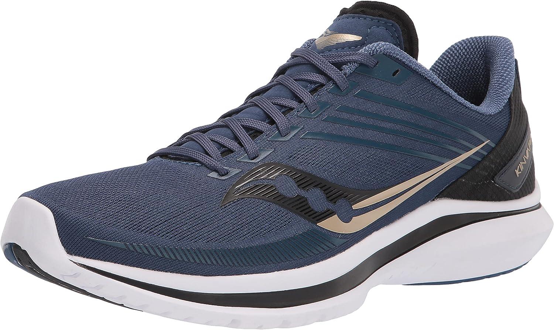 Saucony Men's Kinvara Inventory cleanup selling sale 12 Running Shoe Over item handling