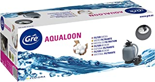 Gre AQ700 - Medio filtrante Aqualoon para Piscina- 700 gramos