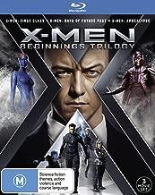 X-Men Prequel Trilogy [3 Disc] (Blu-ray)