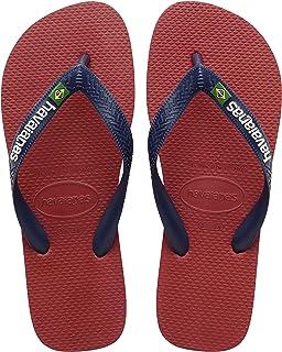 Havaianas Unisex-Child Brazil Logo Flip Flop Sandal