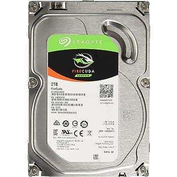 Seagate Desktop SSHD 2TB 3.5