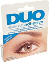 Duo Eyelash Adhesive 0.25oz White/Clear (2 Pack)