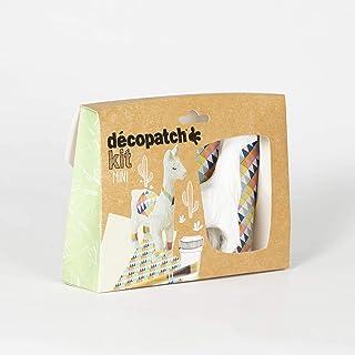 Décopatch Mache Llama Mini Kit