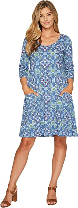 Fresh Produce - Tile Play Dalia Dress
