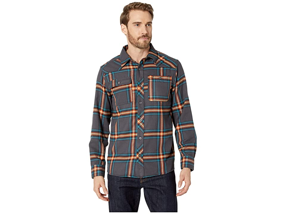 Outdoor Research Feedback Flannel Shirttm (Storm Plaid) Men