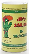 JD's Salsa in Seconds