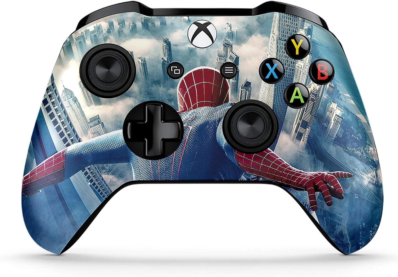 DreamController Original Wireless Custom Xbox One Controller - Xbox One Custom Controller Works with Xbox One S/Xbox One X/PC/Laptop with Windows 10, Custom Anti-Slip Gaming Controller with Bluetooth