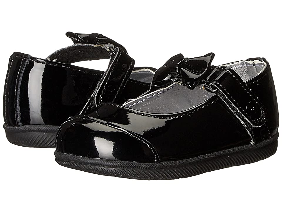 Stride Rite Mirren (Infant/Toddler) (Black) Girl