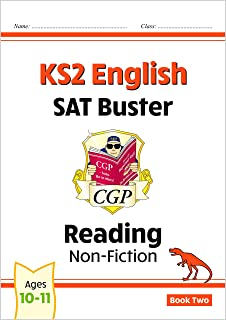 New KS2 English Reading SAT Buster: Non-Fiction - Book 2
