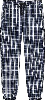 Womens Pajama Pants Sleepwear Cotton Lounge Pants Soft Plaid Sleep Pants with Pockets, 3 Pack