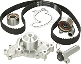 Gates TCKWP257 Engine Timing Belt Kit with Water Pump