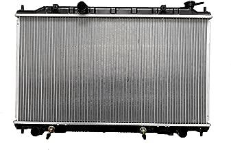 ECCPP Radiator 2414 fits for 2002 2003 2004 2005 2006 Nissan Altima Base/S/SL Sedan 4-Door 2.5L