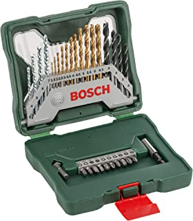 Bosch X30Ti Drill Bit and Driver Bit Set (30-Pieces)