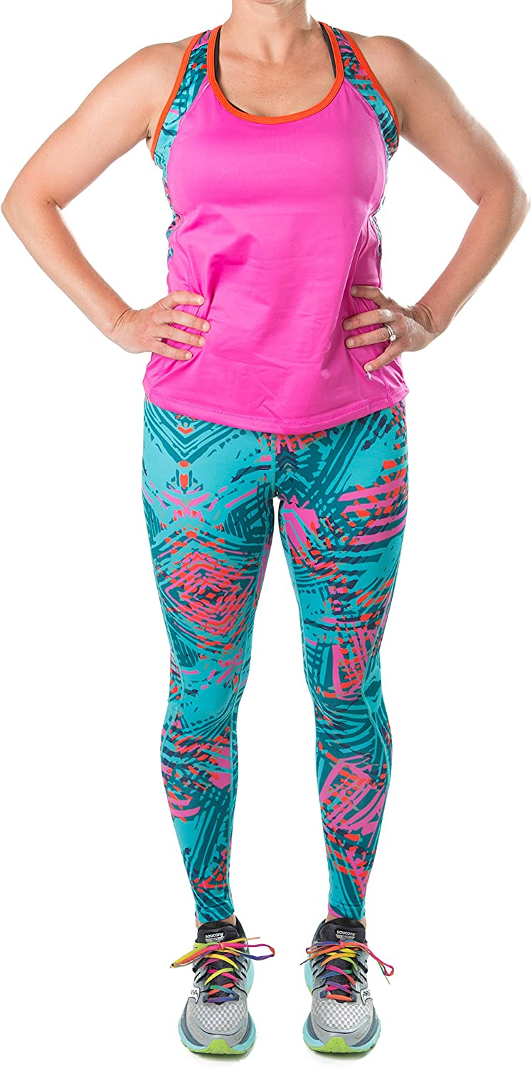 Racerback Workout Top for Women - Plus Sizes Too - seen on The Biggest Loser