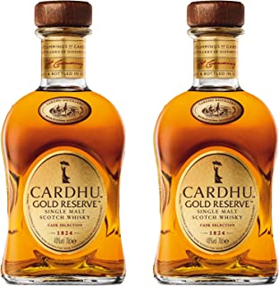 Cardhu Gold Reserve, 2er, Single Malt, Whisky, Scotch, Alkohol, Alokoholgetränk, Flasche, 40%, 700 ml, 715226