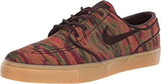 Nike Zoom Stefan Janoski Cnvs Prm  Men's Skateboarding Shoes