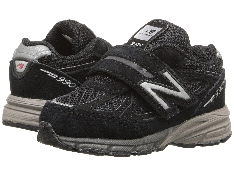 (ニューバランス) New Balance メンズランニングシューズ?スニーカー?靴 KV990v4 (Infant/Toddler) Black/Black 2 ブラック/ブラック 7.5 Toddler (14.5-15cm) M